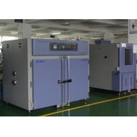 Quality Industrial Drying Ovens Vacuum Pump High Temperature Chamber For Research for sale