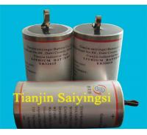 Quality 3.6V ER32615 D LiSocl2 Battery Cell for sale