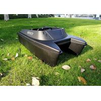 Quality Remote control deliverance bait boat , Brushless motor for bait boat  battery power type for sale
