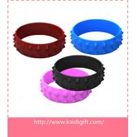 Professional Cheap Custom  Tyre Silicone Wristband