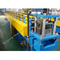 Quality Hat Ceiling Channel Roll Forming Machine , Light Steel Keel Channel Rolling Machine for sale