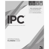 Buy 2018 International Plumbing Code (IPC 2018) by International Code Council PDF at wholesale prices