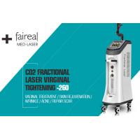 Quality Portable 15W CO2 Fractional Laser Machine Wrinkle Acne Scar Removal for sale