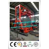 Quality Oil Tank Welding Rotator , Automatic Welding Positioner For Tank Seam Welding for sale