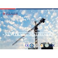 Quality 10T 180M Portable Construction Tower Crane With 1250KN.m Rated Lifting QTZ125-6015 for sale
