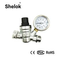 Quality Hot Selling Lead Free Brass Air Gas Pressure Regulators Wholesale for sale