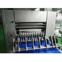 Yeast twisted stick pastry line with capacity up to 1500kg/hr and 2 sets of auto