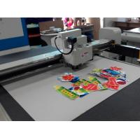 Quality Graphic Printing Finishing Production CNC Knife Cutting Table Auto Feeder for sale