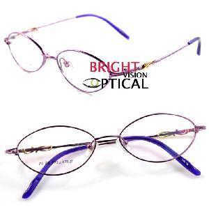 Quality Woman′s Full Rim Purple Fashion Optical Eyewear Frames (9158) for sale