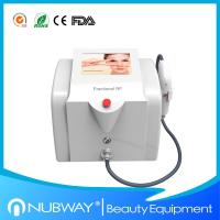 Quality CE / FDA approved Micro Needle RF/fractional system/scar wrinkle removal/skin whitening/tightening/acne for sale