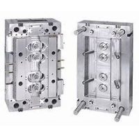 Quality Multi Cavity Mold Enclosure Parts Motorcycle Engine Housing Precision Machining for sale