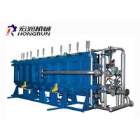 China Large Capacity Eps Block Molding Machine With CE / ISO9001 Certificate on sale