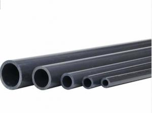 Quality PVC Sch80 D20mm D400mm Water Supply Pipe Polish Surface for sale