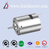 Quality Micro DC Motor CL-RS360SH With Trepanning For Portable Car Air Pump And Vacuum Cleaner for sale