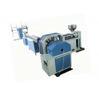 China 7.5kw PVC Steel Wire Enforced Pipe Production Line for sale