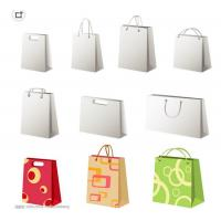 Quality High quality Kraft paper shopping bags printing for sale