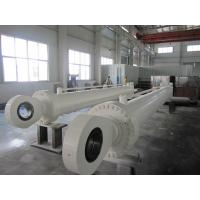 Quality large scale hydraulic cylinder for heavy duty industry for sale