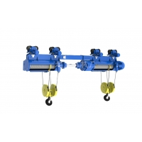 Quality Double Lifting Point 1.5t 5 Ton Electric Wire Rope Hoist for sale