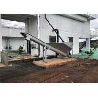 Quality Lightweight Grit Classifier Wastewater Treatment Compacted Design Low Friction for sale