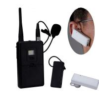 Rechargeable Digital Pocket Wireless Tour Guide System
