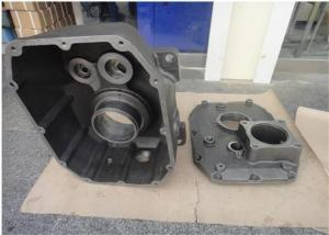 Quality Steel Gearbox Parts Gravity Sand Casting Mould for sale