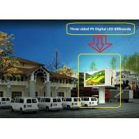 China High definition Out of Home Electronic Digital LED Billboard Signs 5mm Energy saving on sale