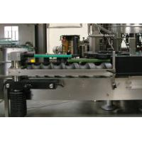Best PLC Control Automatic Water Filling Machine OPP Film Labeling Machine For Bottles wholesale