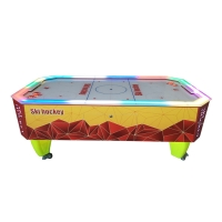 Buy cheap Lottery Ticket Redemption Coin Operated Air Hockey Table from wholesalers