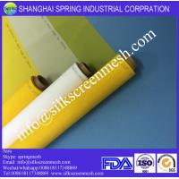 China high tension polyester silk screen mesh fabric for printing/screen printing mesh on sale