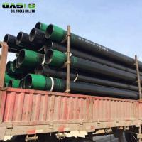 Quality Seamless Round Steel Well Casing Pipe For Oil Well Drilling API J55 Standard for sale