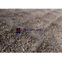 Quality Soil Retention Gabion Wire Baskets Cages Slope Stabilization Hexagonal Mesh for sale
