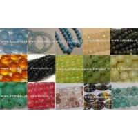 China Semiprecious Gemstone Beads on sale
