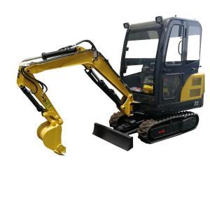 Quality International Brand 3.5ton Crawler Excavator Mini Digger New China Excavator For Sale for sale