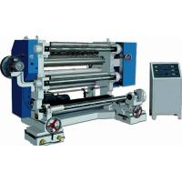 Quality BOPP / PET / CPP slitting and rewinding machine , paper slitter rewinder for sale