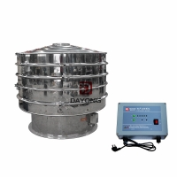 Quality Full Closed Quartz Powder Ultrasonic Vibrating Screen With 1450rpm for sale