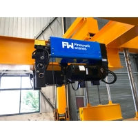 Quality CE Certified European Finework Electric Wire Rope Hoist for sale