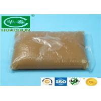 Quality JELLY Animal Glue / Hot Melt Adhesive Block For Box Assembler for sale