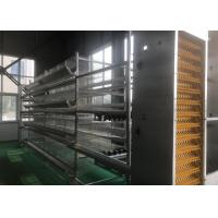 Quality Energy Saving Chicken Farm Machinery With Feed Trough 15-20 Years Lifespan for sale