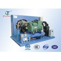 China Commercial Walk-in Freezer Condensing Unit 3 Phase 50Hz with R22 R507 on sale