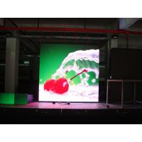 Quality 10mm / 5mm / 6mm indoor  SMD LED matrix Display signs  with Driving IC MBI5026GF for sale