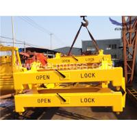 Quality semi-auto container spreader 20 feet / 40 feet for sale