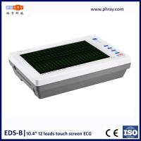 Quality portable 12 channel ECG machine, PC-ECG, 12 leads electrocardiograph for sale