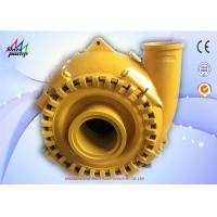 Buy cheap 6/4D-G Sand Gravel Pump Single Casing Wide Wet - Passage 600-1400r/Min Speed from wholesalers