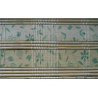 Quality Comfortable Bamboo Patio Door Blinds Without Chemical Treatment Multi Color for sale