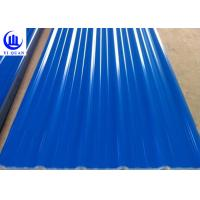 Quality PVC Resin Light Weight Plastic Roof Tiles For Building Materials Decorative Roof for sale