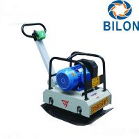 Quality 3 Phase Tamper Plate Compactor 3KW Electrical Stone Plate Compactor for sale