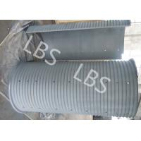 Quality Lefthand / Righthand Split Lebus Grooved Drum For Winch 20m/Min Speed for sale