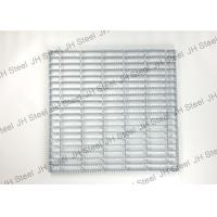 Quality Standard Size Smooth Flat Type 32mmx5mm Welded Steel Bar Grating for sale