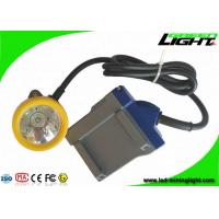 China Corded Flame Resistant Coal Mining Lights 15000lux High Brightness 1 Year Warranty on sale
