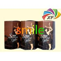 China Quickly Burning Fat Slimming Capsule / Anti - Cellulife Weight Loss Coffee on sale